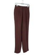 This luxe washable heavy weight 100% silk crepe trousers with front pleats are perfect for early fall and beyond.  Back waist has partial elastic for easy fit.  It is as comfortable in the office and meetings as it is out for dinner,party and travel.  This heavy crepe silk trousers match all the jackets, shirts and tank shell in this group pictured below. 