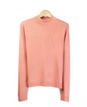 Mock Neck & Mock Turtleneck Sweaters, Pullovers & Sweater Tops