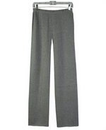 Silk cashmere spandex pull-on knit pants. Perfect for all occasions. Hand wash or dry clean for best results. Easy to match with jackets and tops. Available in 4 colors: Black, Camel, Chocolate, and Heather Gray. 