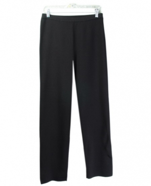 dab82c01737d Women s viscose nylon full-needle knit pants. The pull-on pants are ...